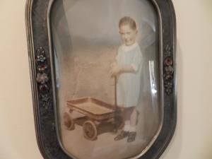 John Merlino at Age 2