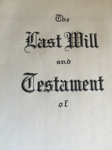 Give the gift of a will